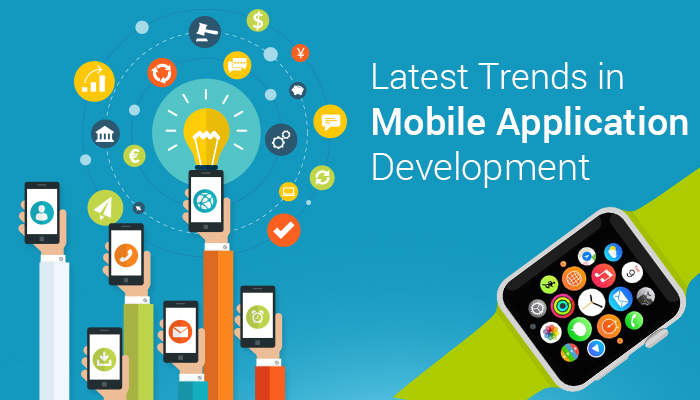 mobile application development latest trends