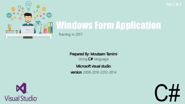 how to automate windows application using c
