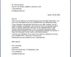 job application letter sample kenya