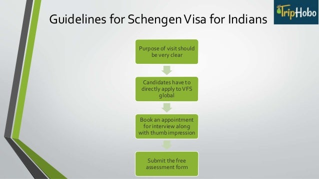 the schengen visa application guide