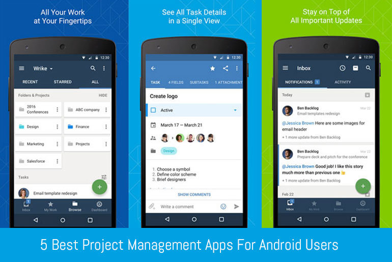 project proposal for android timetable application