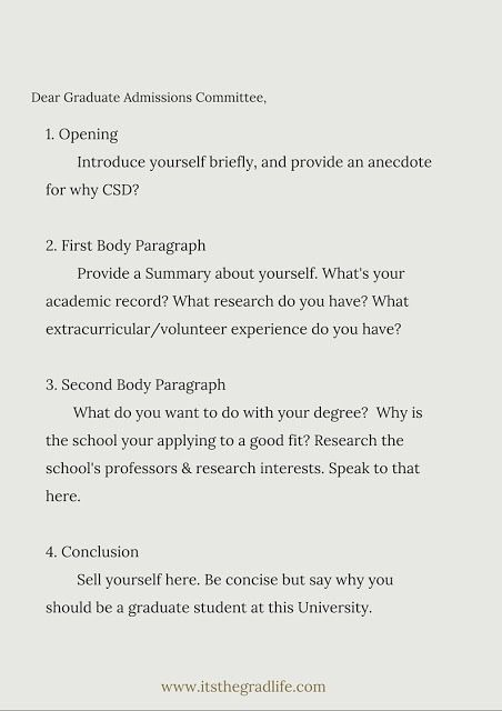 how to write a motivation letter for a phd application