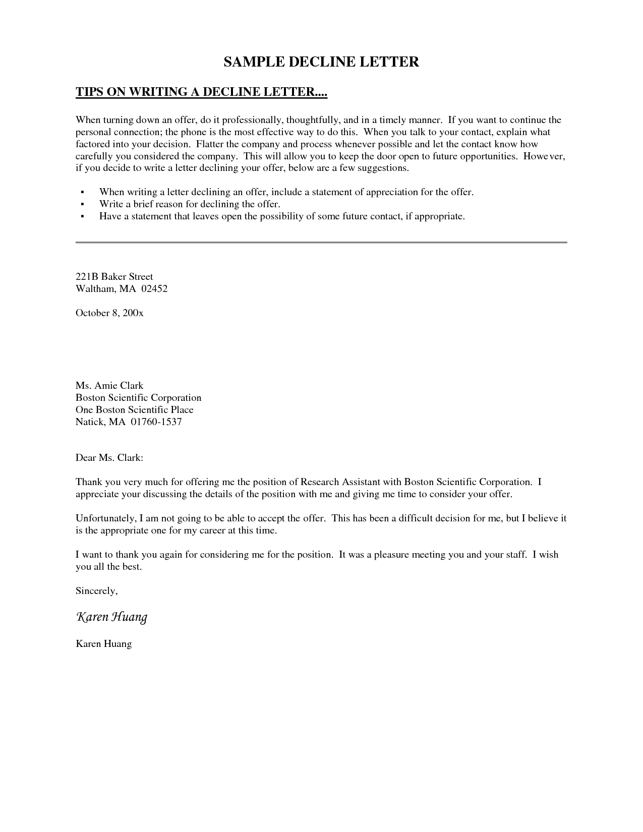 consent for non-government school applicants