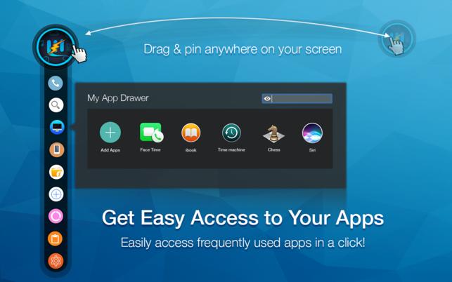 mac dedicate more power to applications