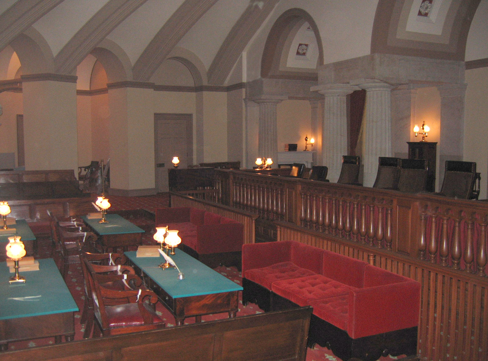 application in chambers supreme court