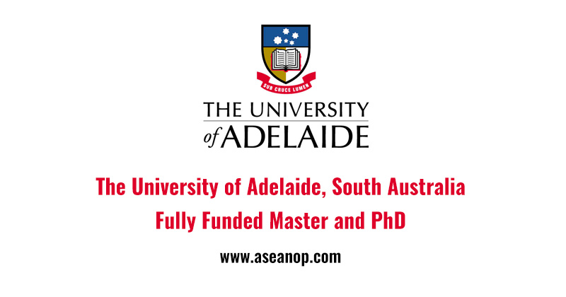 university of adelaide application dates