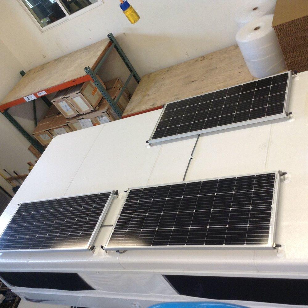western power application for solar installations