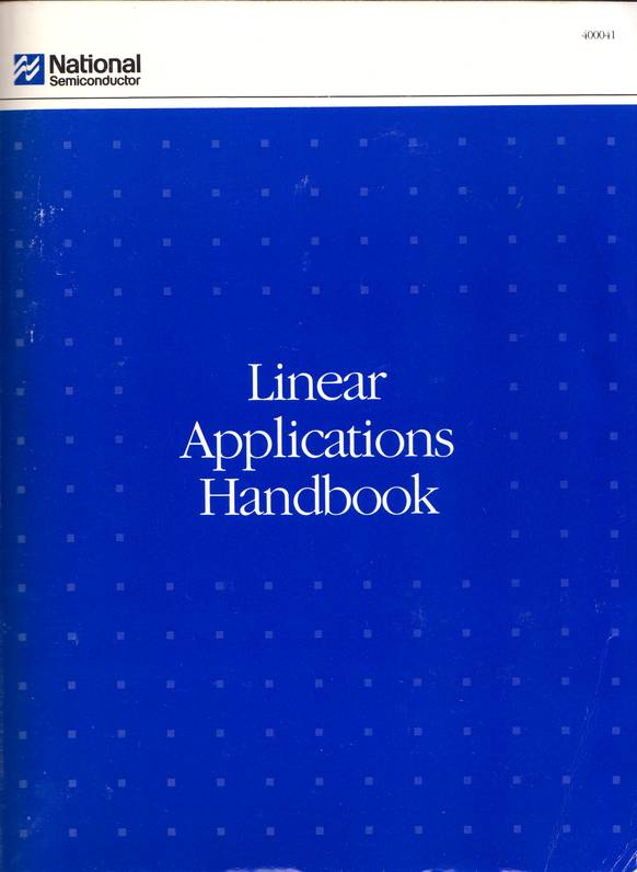fairchild semiconductor linear integrated circuits applications handbook