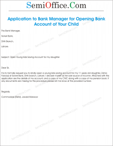 application for close my bank account