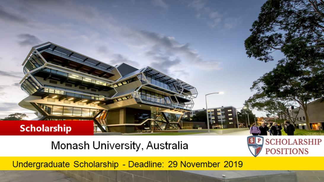 monash university research degree application
