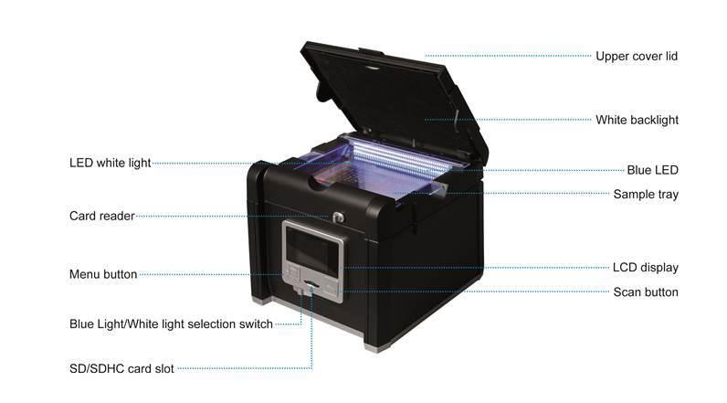 applications of gel documentation system