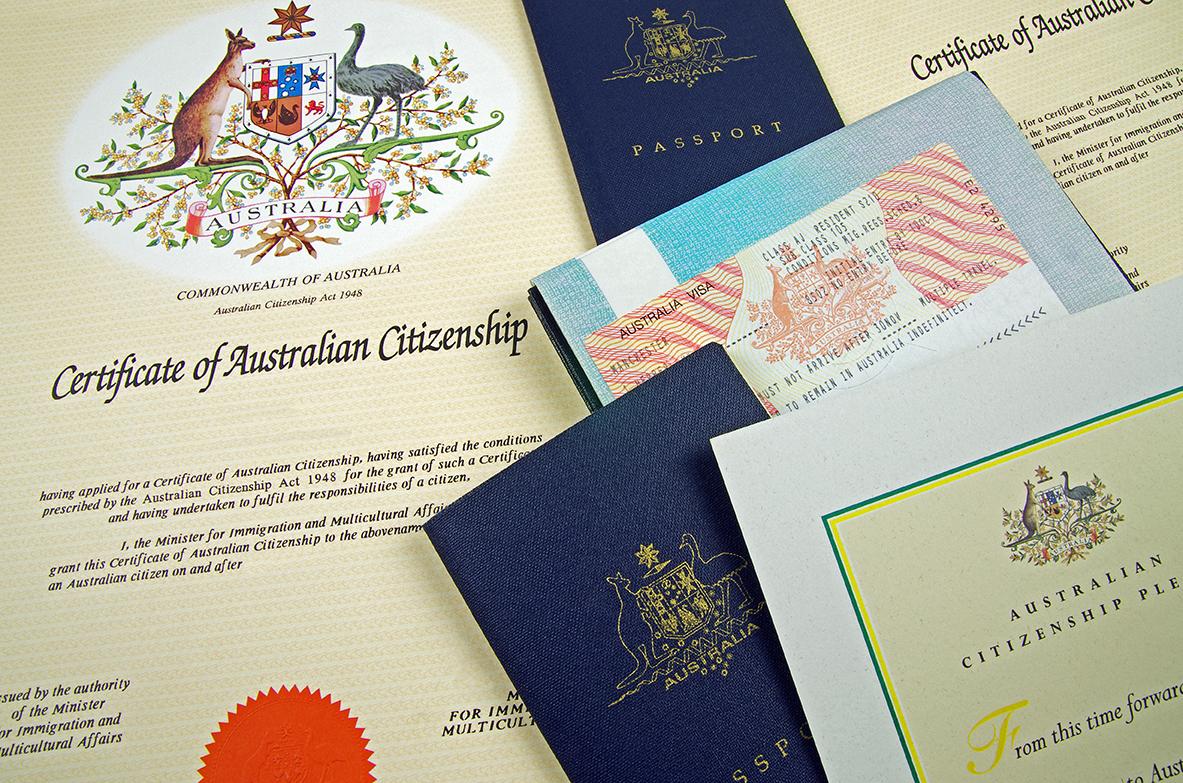 application for australian 457 visa