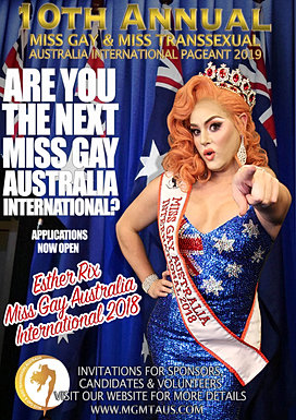 miss gay and miss transsexual application