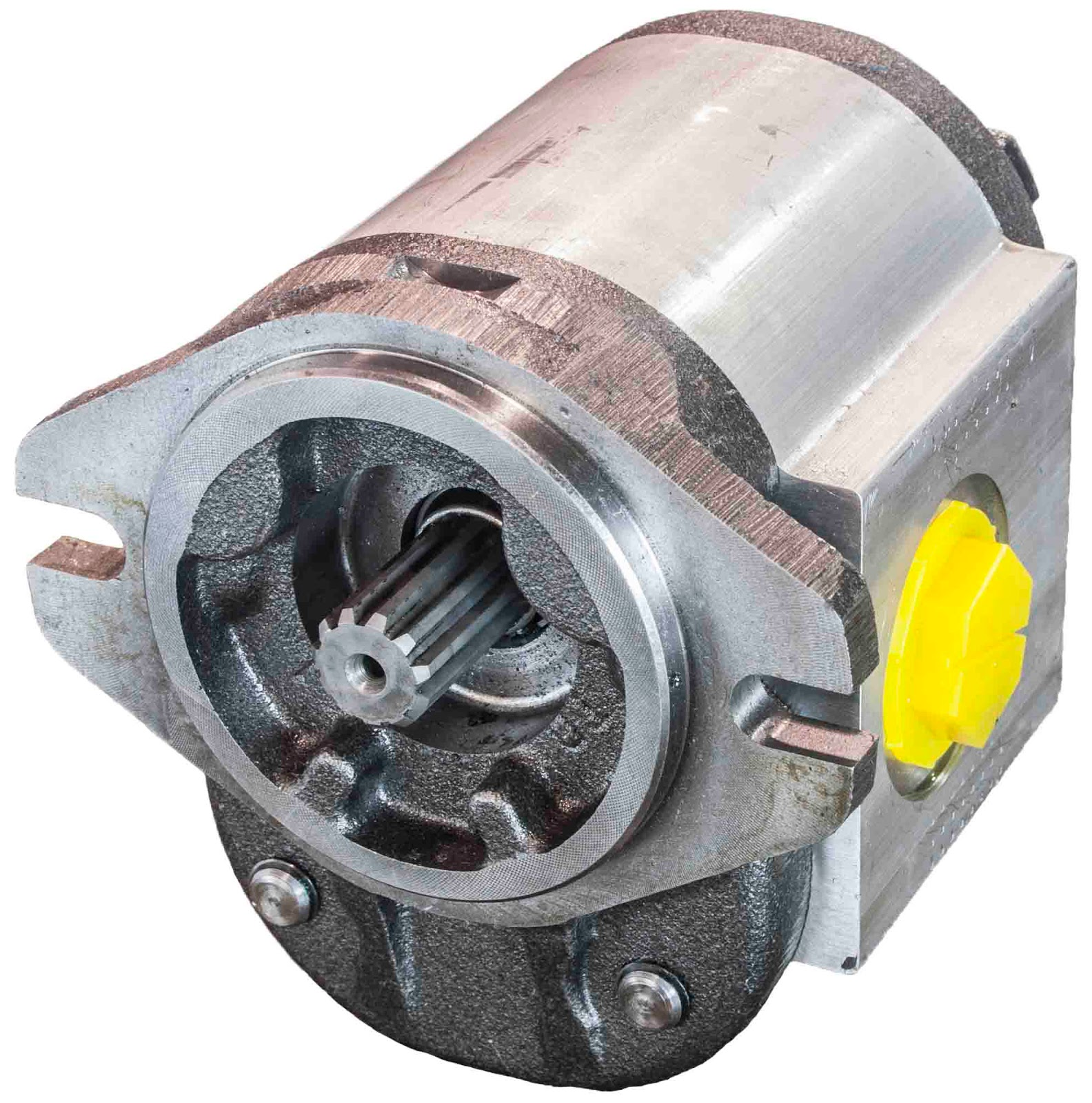 hydraulic pumps in commercial applications